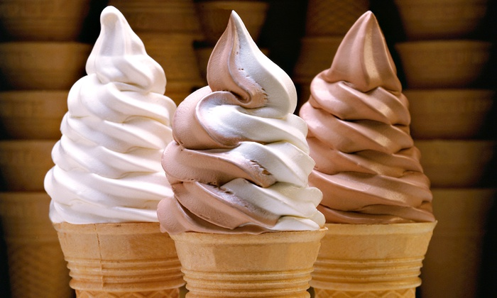 ice cream on Pinterest | Ice, Ice Cream Cones and Soft Serve