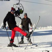 80s Ski Models