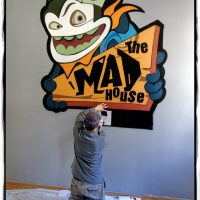 The MadHouse Logo